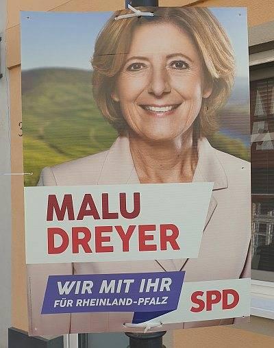RLP 2021 Landtagswahl SPD