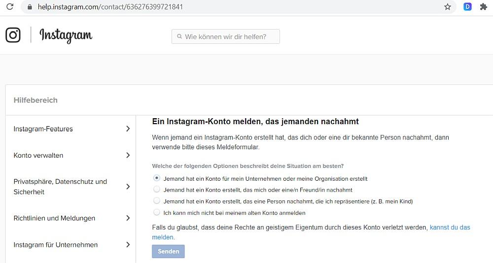 Gerrit Jessen Instagram Erfahrungen Support